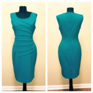 Calvin Klein Dress Turquoise dress 👗